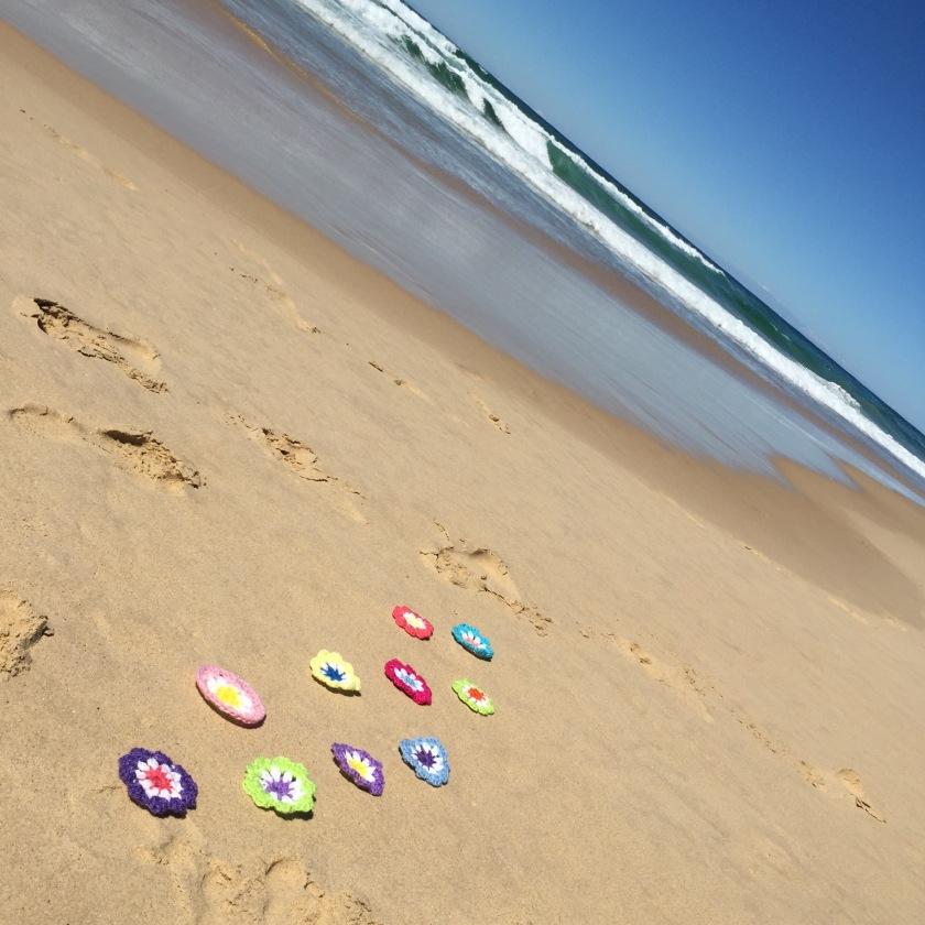 crochet-beach